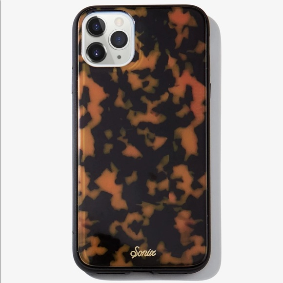 iPhone 11 Pro Sonix tortoise case